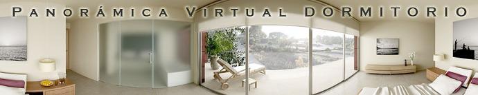 panorámica 3d virtual DORMITORIO 360º