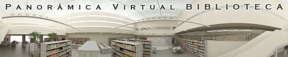 Infografía panorámica Biblioteca