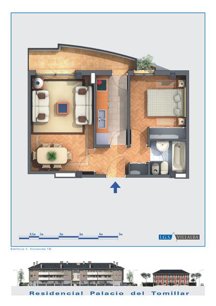 Agl infograf a madrid fichas viviendas for Constructoras sabadell