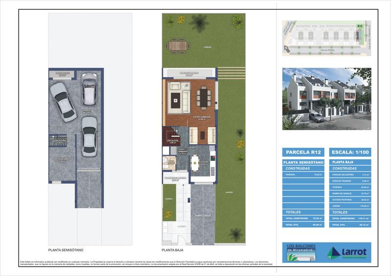 Agl infograf a madrid fichas viviendas - Constructoras sabadell ...